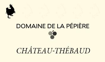 Domaine de la Pepiere 'Chateau-Thebaud' Muscadet 2015