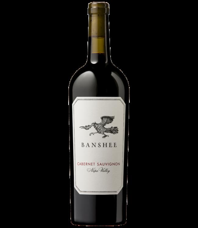 Banshee Banshee Napa Valley Cabernet 2017