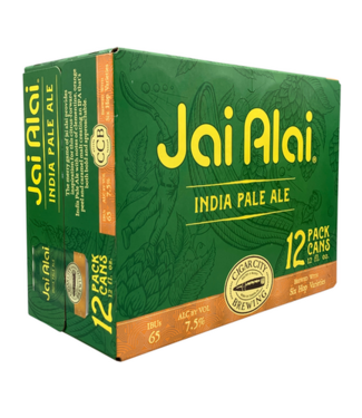 Cigar City Cigar City Jai Alai (12pk 12oz cans)