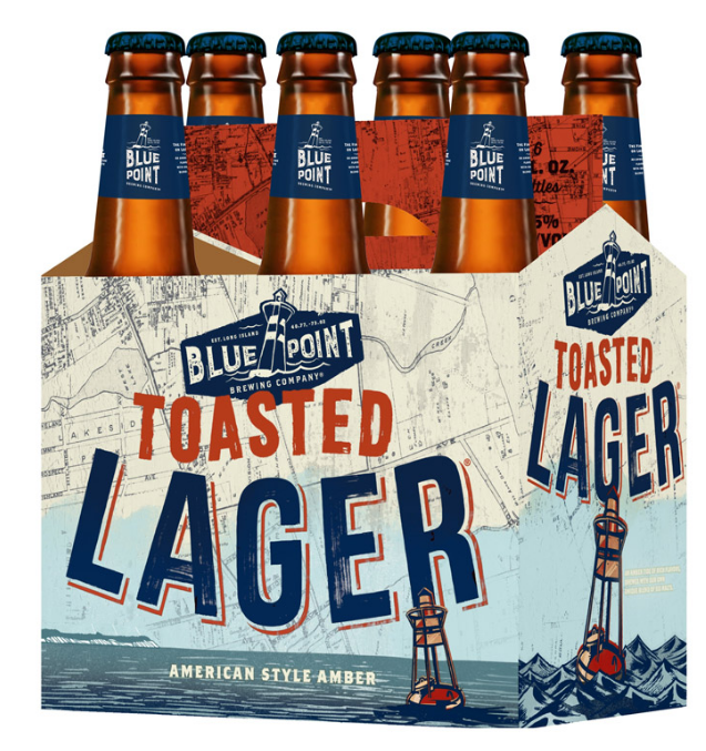 Blue Point Toasted Lager (6pk 12oz bottles)
