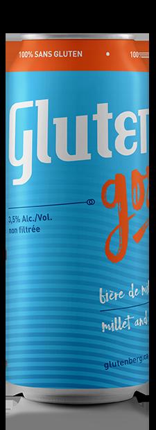 Glutenberg Gose (4pk 16oz cans)