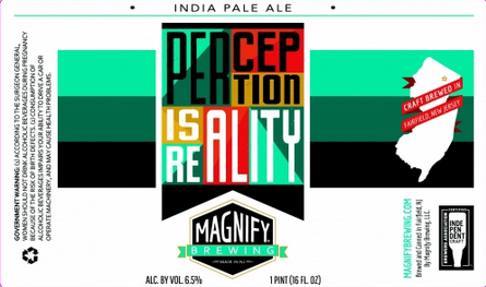 Magnify Perception is Reality (4pk 16oz)