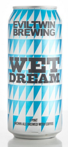 Evil Twin Wet Dreams (4pk 16oz cans)