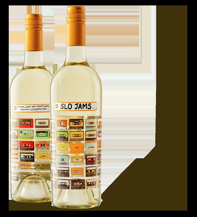 Slo Jams 'Horse Heaven Hills' Sauvignon Blanc 2018