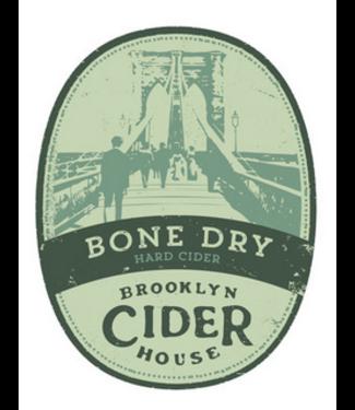 Brooklyn Cider House Bone Dry (4pk 12oz cans)