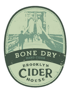 Brooklyn Cider House Bone Dry (4pk 12oz cans)
