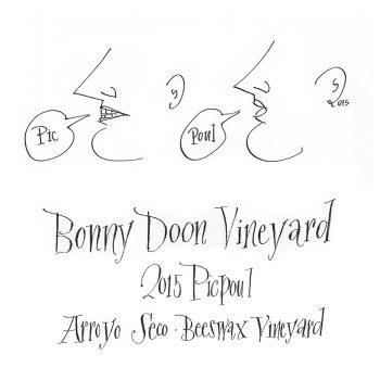Bonny Doon 'Beeswax Vineyard' Picpoul 2018
