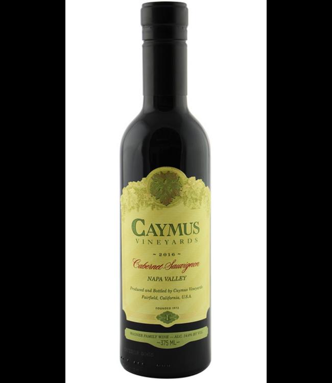 Caymus Cabernet Sauvignon 2017 375ml