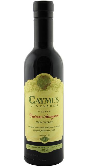 Caymus Cabernet Sauvignon 2016 375ml