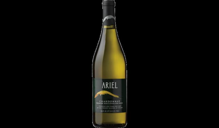 Ariel Ariel Non-Alcoholic Chardonnay 2018