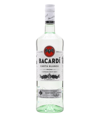 Bacardi Bacardi Superior 750ml