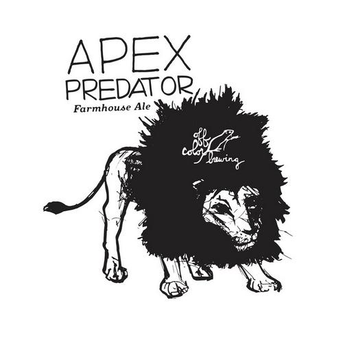Off Color Apex Predator (4pk 16oz cans)