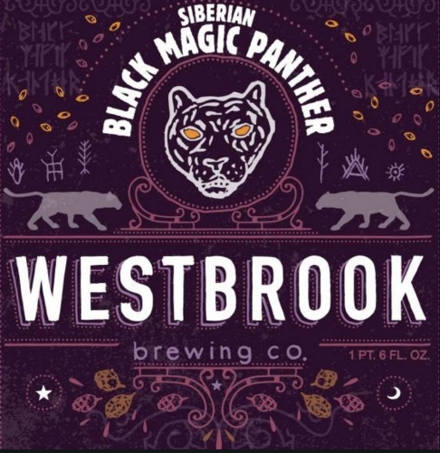 Westbrook Siberian Black Magic Panther (4pk 16oz cans)