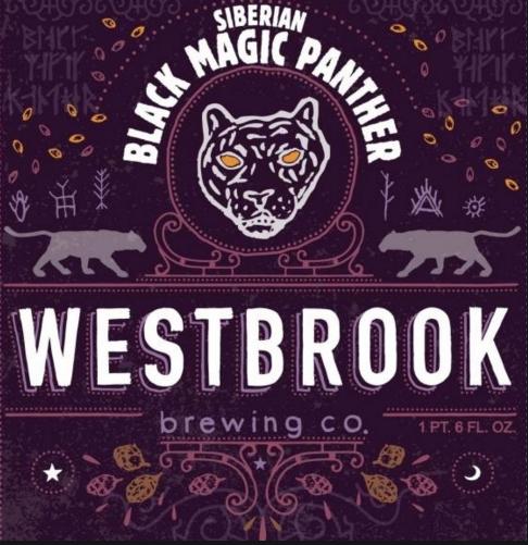 Westbrook Siberian Black Magic Panther (4pk 16oz cans)