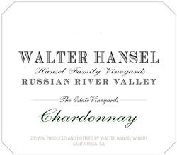 Walter Hansel RRV Chardonnay 2017