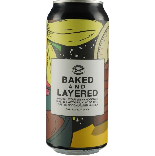 Pipeworks Baked and Layered (16oz can)