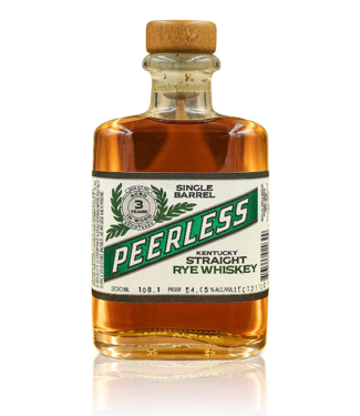 Peerless 3yr whiskey 200ml
