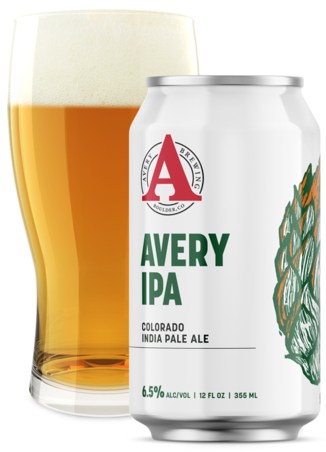 Avery IPA (6pk 12 oz cans)