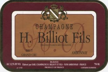 Henri Billiot Rose 1.5L