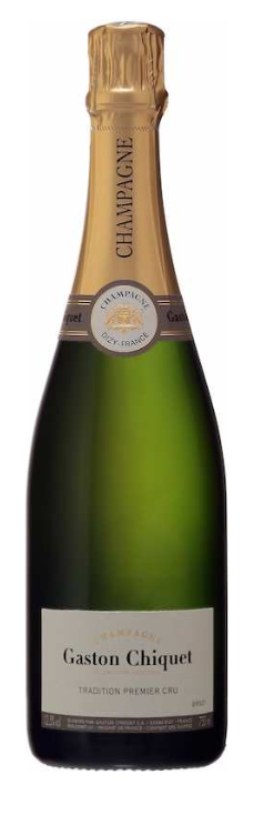 Gaston Chiquet, Champagne Brut Tradition (NV) · 375 mL