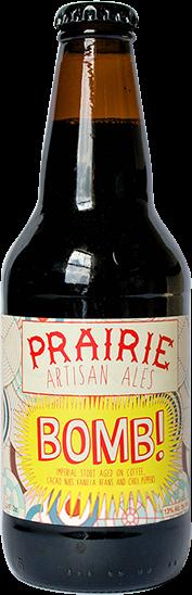 Prairie BOMB! (12 oz bottle)