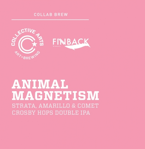 Collective PK Animal  Magnetism (4pk 16 oz cans)