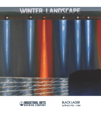 Industrial Arts Industrial Arts Winter Landscape ( 4pk 16 oz cans)