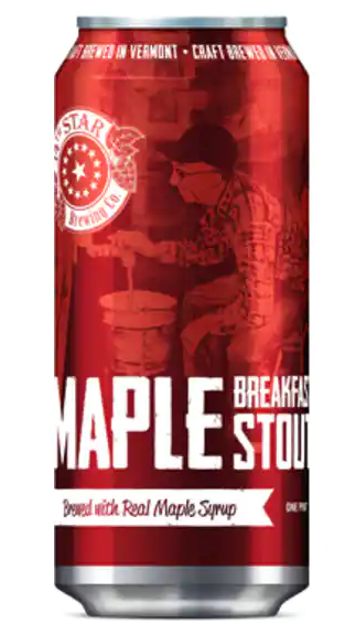 14 Star Maple Breakfast Stout (4pk 16oz cans)