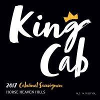 King Cabernet Horse Heavan Hills