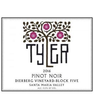Tyler Tyler Block 5 Dierberg Vineyard Pinot Noir