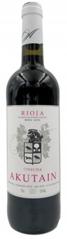 Akutan Rioja Cosecha