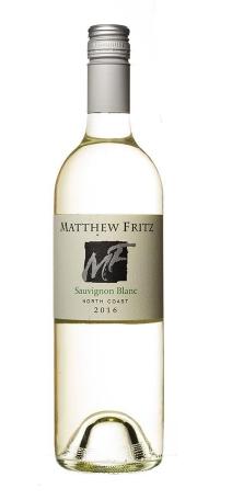 Matthew Fritz Sauvignon Blanc