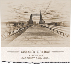 Abram's Bridge 2017 Cabernet Sauvignon, Napa Valley