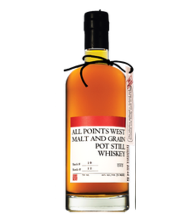 All Points West All Points West Malt and Grain Pot Still