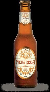 Menabrea, Birra Ambrata Amber ( 6pk 12 oz bottles)