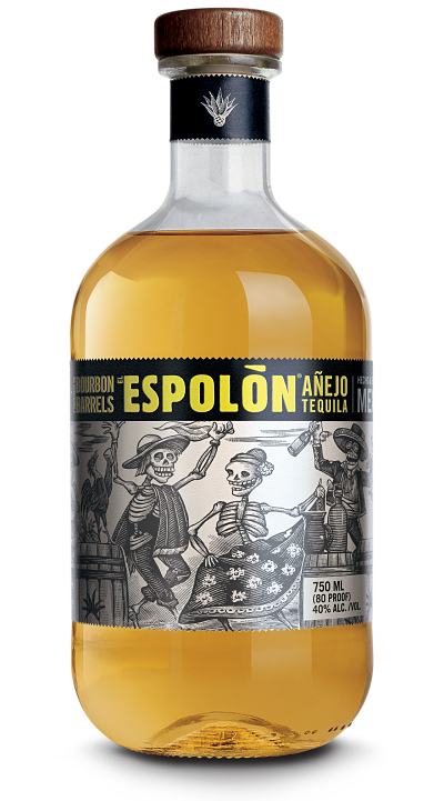 Espolon Tequila Anejo 750ml