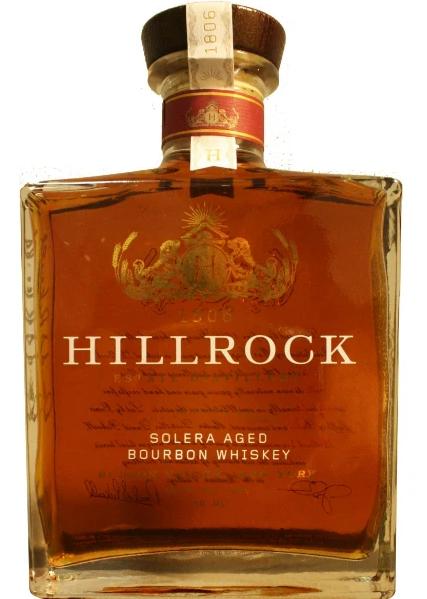 Hillrock Solera Bourbon Sauterne Cask 750