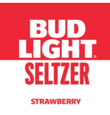 Bud Light Seltzer Strawberry (12pk 12oz cans)