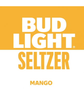 Bud Light Seltzer Mango (12pk 12oz cans)