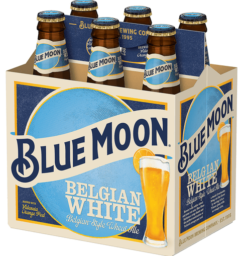 Blue Moon Blue Moon (6pk 12oz botles)