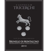 Castello Tricerchi Brunello di Montalcino 2013