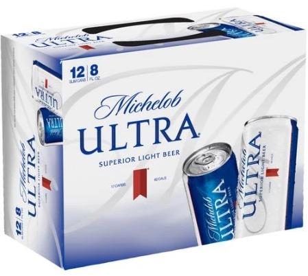 Michelob Michelob Ultra (12pk 12oz bottles)