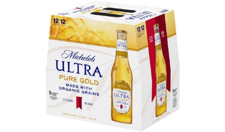 Michelob Michelob Ultra Gold (12pk 12oz bottles)