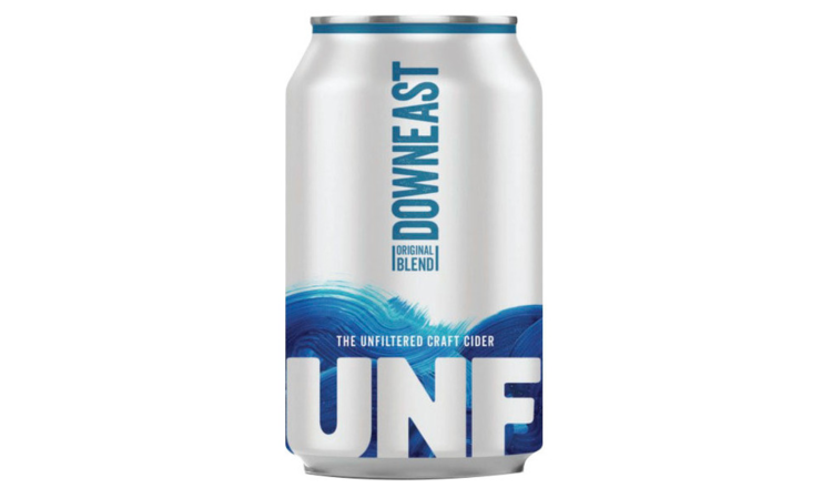 Downeast Downeast Original Blend (4pk 12oz cans)