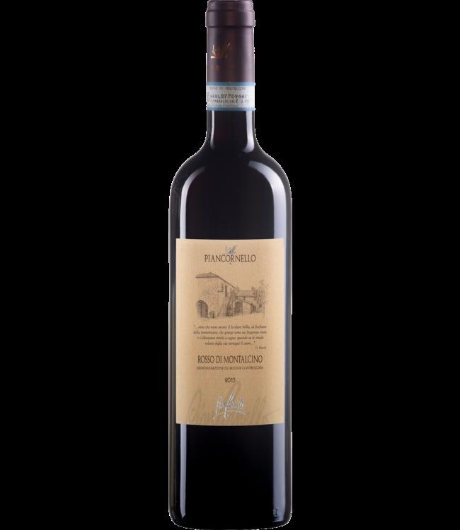Piancornello Rosso di Montalcino 2018