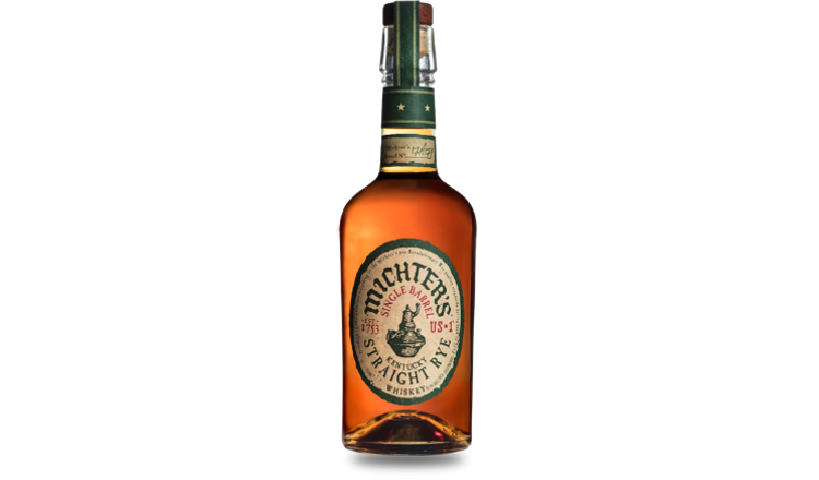 Michters Michters Rye US 1 750ml