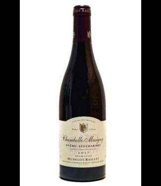 Hudelot Baillet Pinot Noir 2018