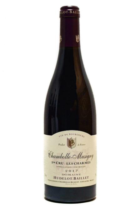Hudelot Baillet Pinot Noir 2017