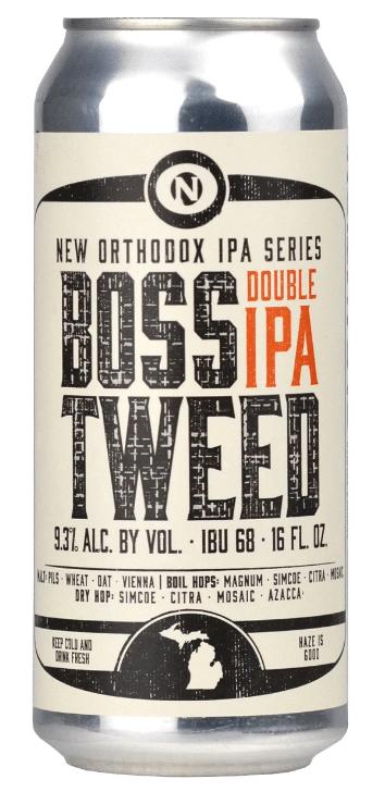 Old Nation Boss Tweed Hazy IPA (4pk 16oz cans)