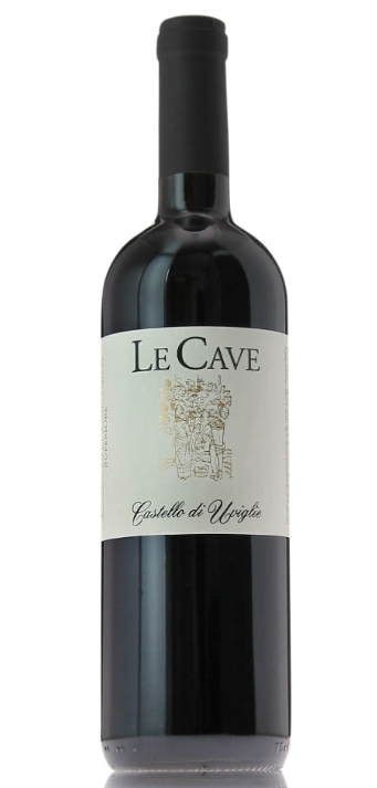 Castello di Uviglie 'Le Cave' Barbera 2016